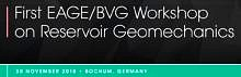 "Towards entry ""EAGE/BVG Workshop on Reservoir-Geomechanics"""