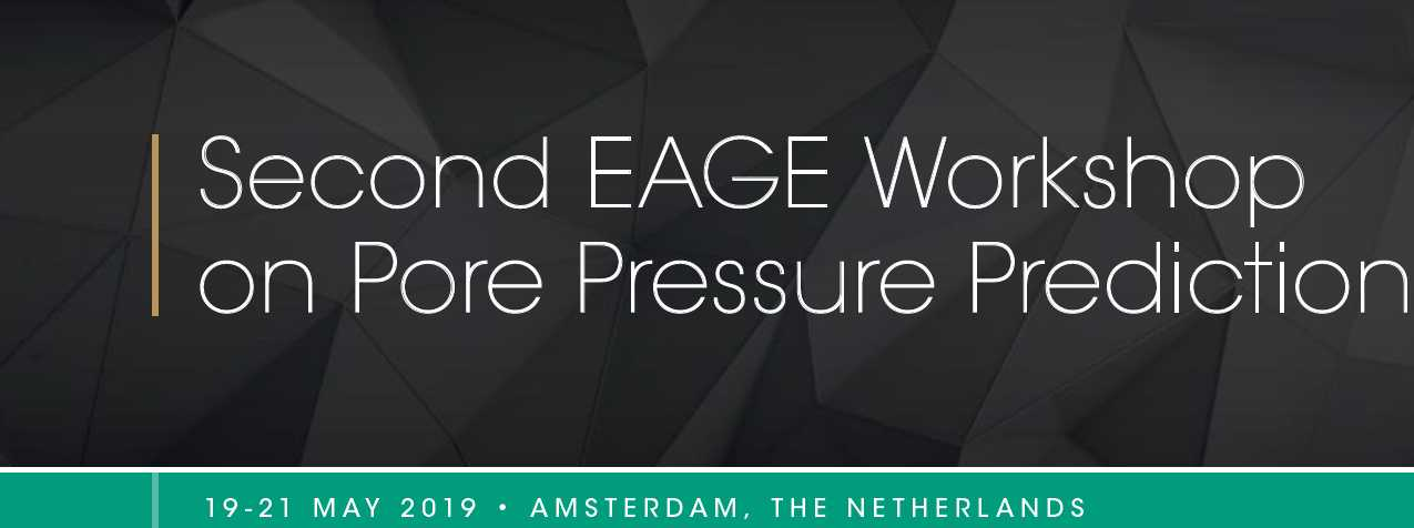 "Towards entry ""EAGE Pore Pressure Prediction Workshop"""